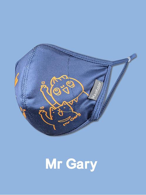 本地原創設計口罩Maskolor-Mr Gary17