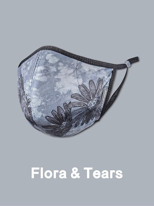 本地原創設計口罩Maskolor- Flora & Tears