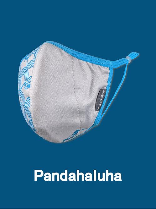 本地原創設計口罩Maskolor-Pandahaluha