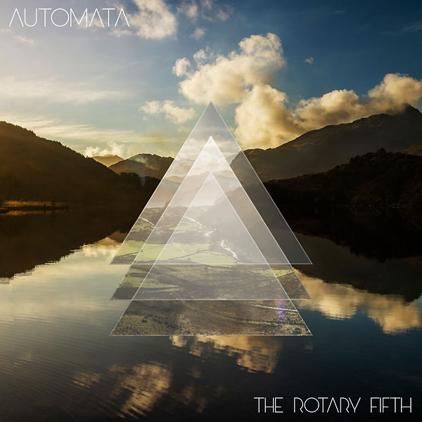 FINAL EP COVER Automata The Rotary Fifth