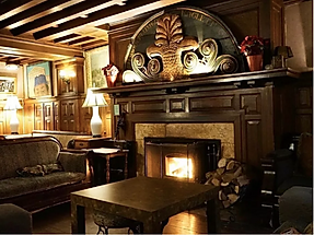 Tabard Fire Place