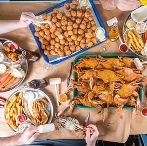 DC-Area Restaurants Serve Crab Feasts and Cold Beer for Delivery and Pickup