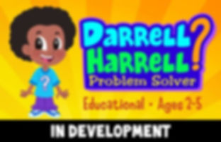 Darrell Harrell animation series