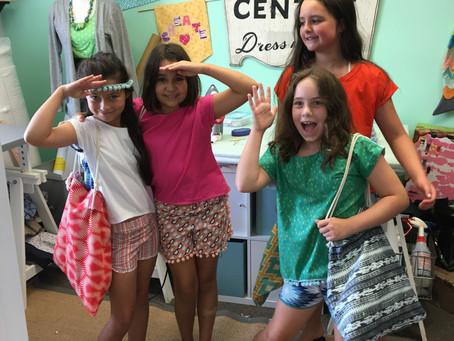 Summer Camp Spotlight: Fashion Camp