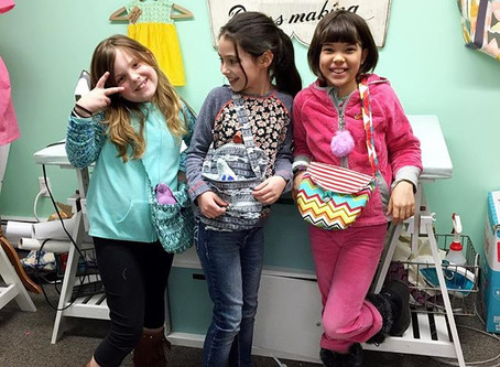 Everything You Need to Know About Kids Sewing Classes
