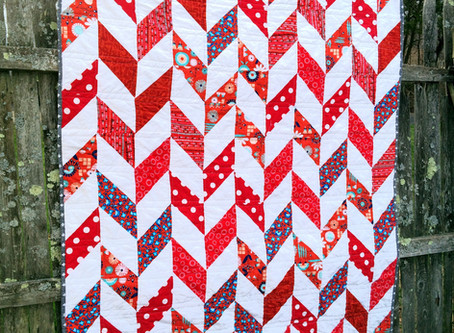 """Really Big """"Baby"""" Quilt"""
