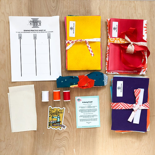 Project Kit for Learn to Sew E-Course