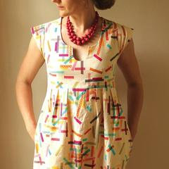 Washi Dress by Made by Rae