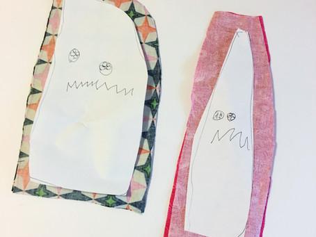Preschool Sewing: Monster Softie