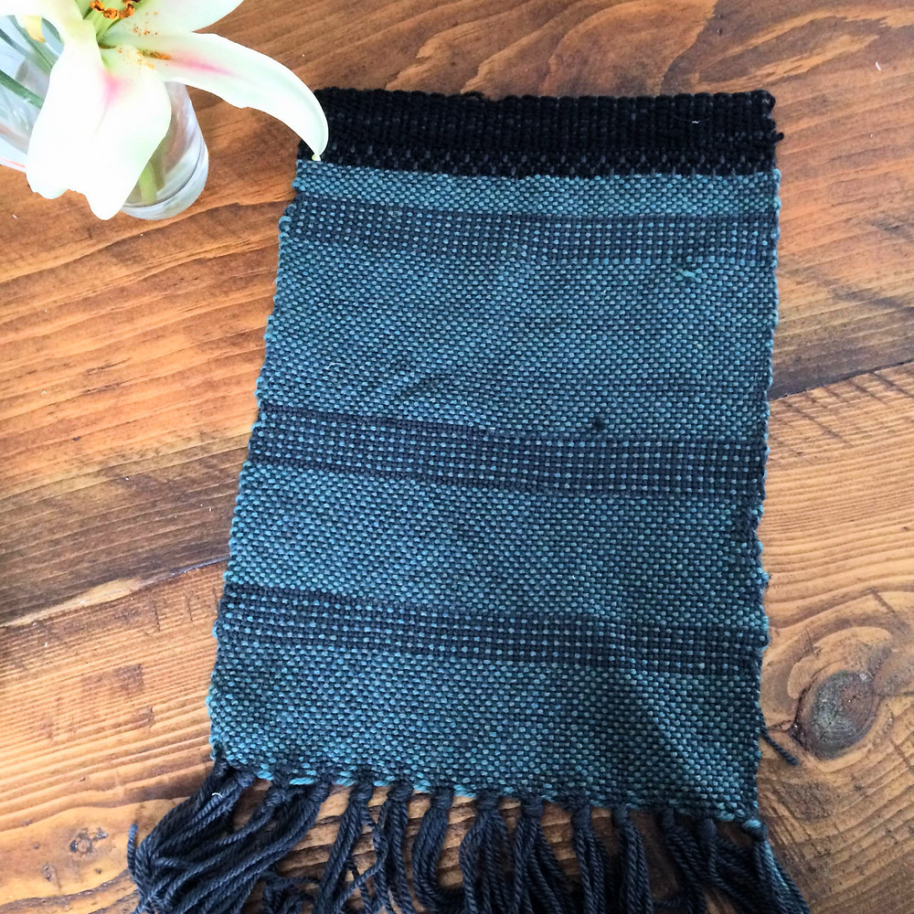 Sewing with Handwoven Fabric