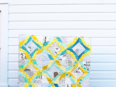 A Trio of Baby Quilts
