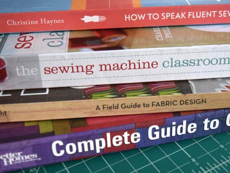 4 Sewing Books That Make Great Gifts