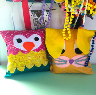 Design Your Own Animal Pillow