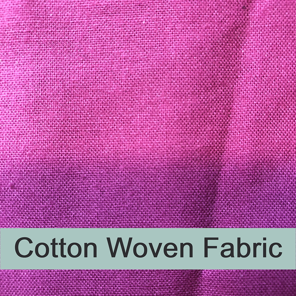 Quilting Cotton Fabric in woven fabric vs knit fabric