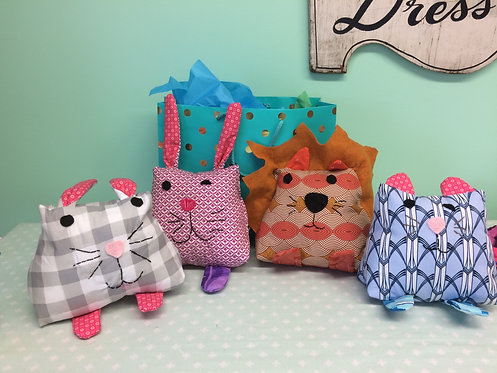 Stitch Softie Material Kit