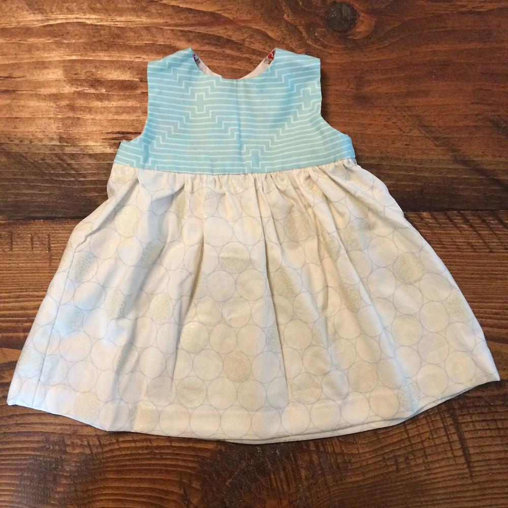 Baby Geranium Dress