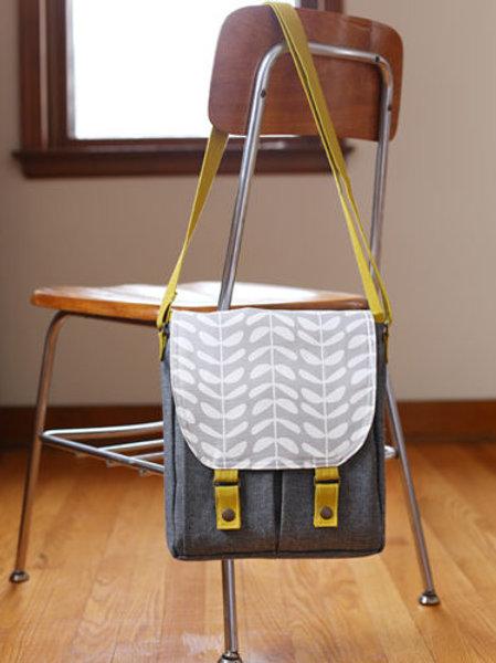 Campfire Messenger Bag by Noodlehead