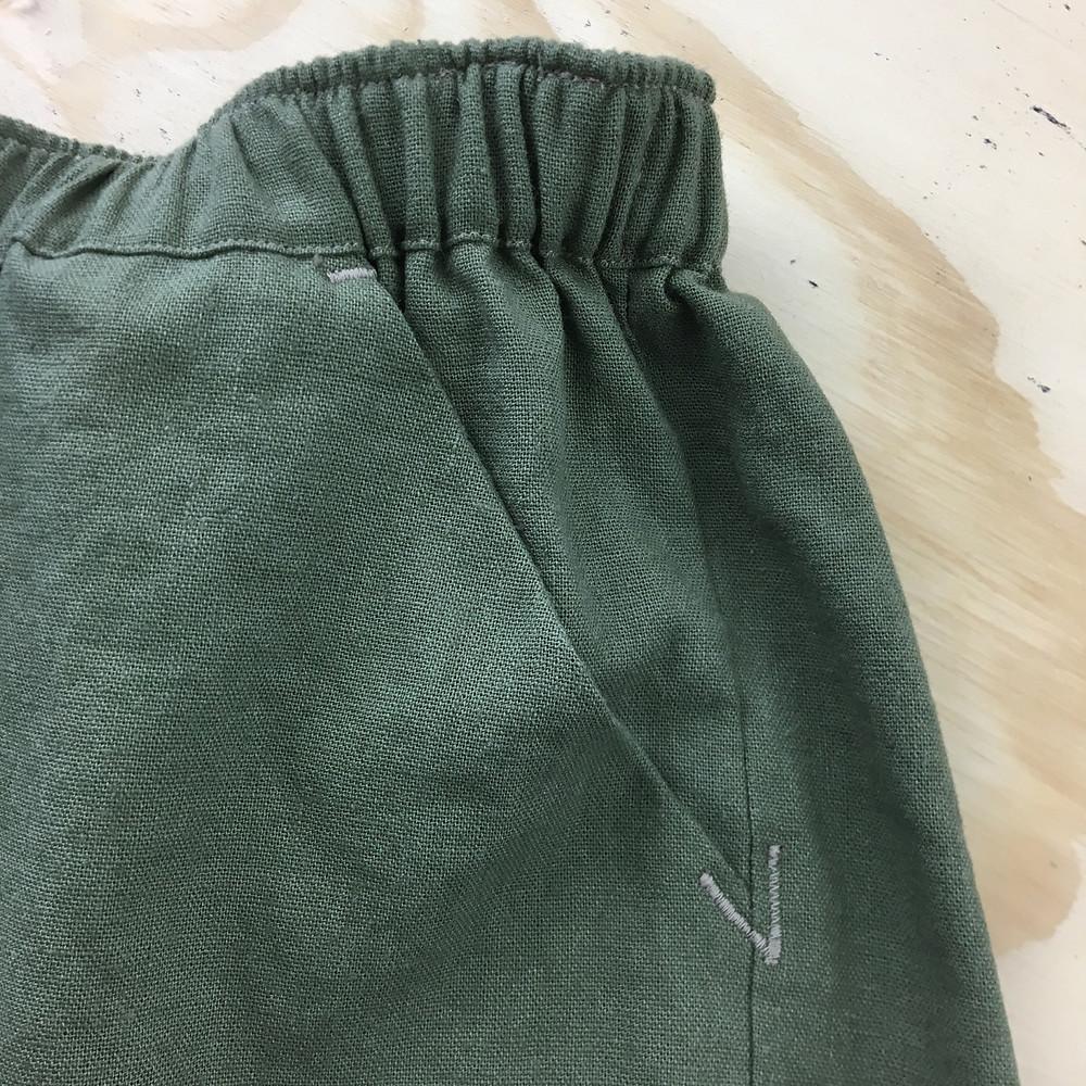 City Gym Shorts Slash Pockets