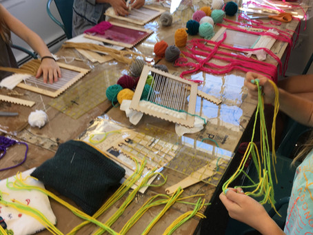 Summer Camp Spotlight: Handcraft and Quilting
