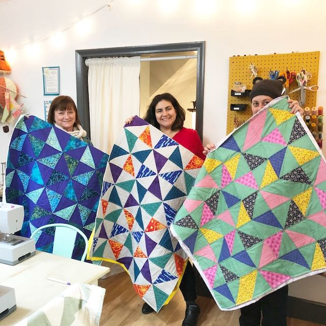 Quilting Foundations Series