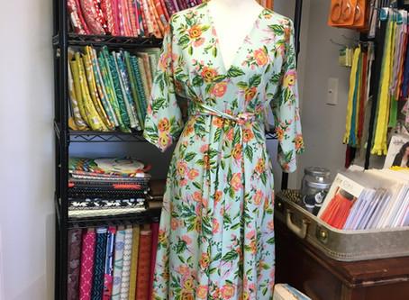 Sewing Spring: Vogue 9253