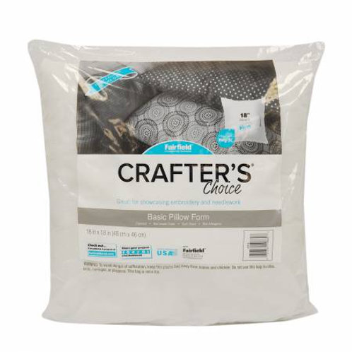 """Crafter's Choice 18"""" Pillow Form"""