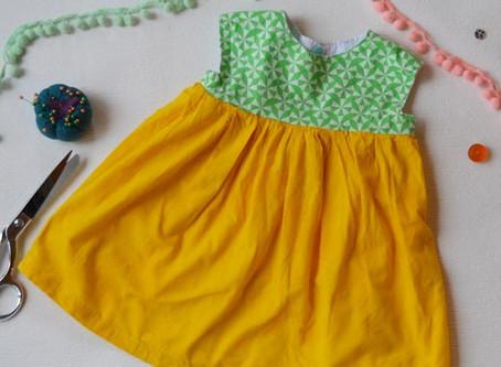Geranium Dress for Days...