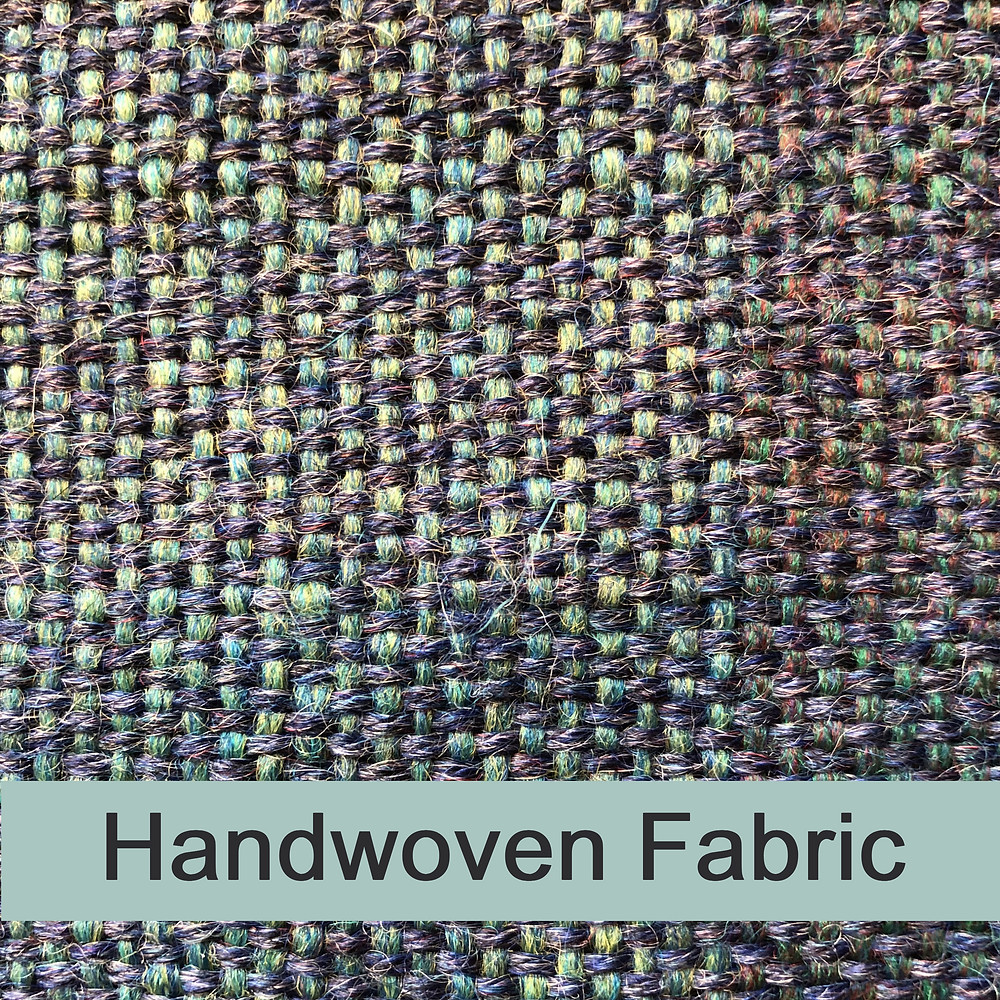 Handwoven fabric grain Woven fabric vs knit fabric