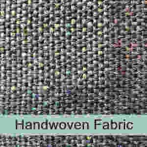 Handwoven fabric grain Woven fabric vs knit fabric