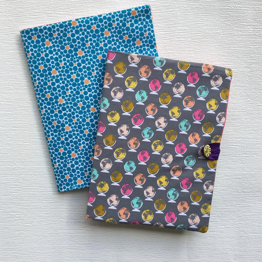 Hartford Stitch PDF Patterns: Composition Notebook Cover