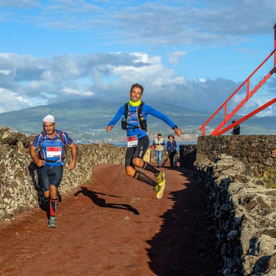 Triangle Adventure by Azores Trail Run