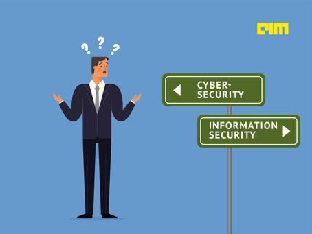ინფორმაციული უსაფრთხოება თუ კიბერუსაფრთხოება?