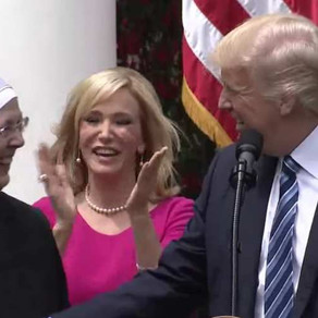 Pro-life leaders praise President Trump for lifting Obama contraception mandate