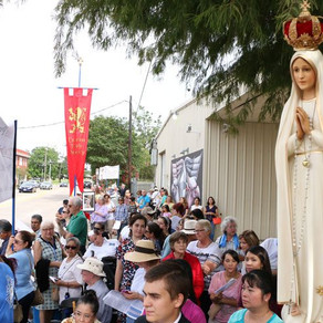 Making History, 20,000 Rosary Rallies Confirmed for Fatima Centennial