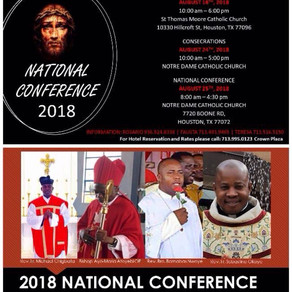 NATIONAL CONFERENCE 2018