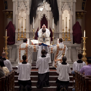 Why I Love the Extraordinary Form of the Mass