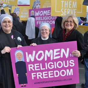 BREAKING: Trump administration ends rule requiring nuns to fund contraception
