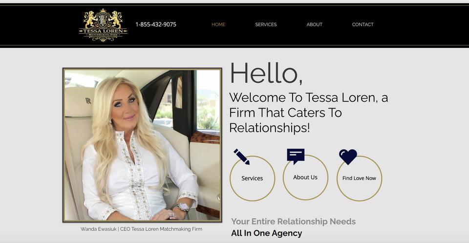 Tessa Loren Matchmaking Firm