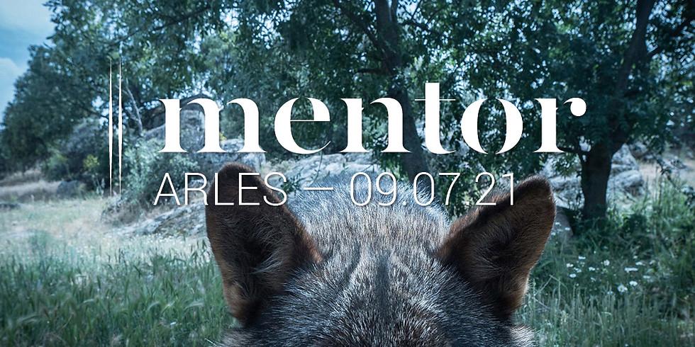 Prix Mentor 2021 - Arles