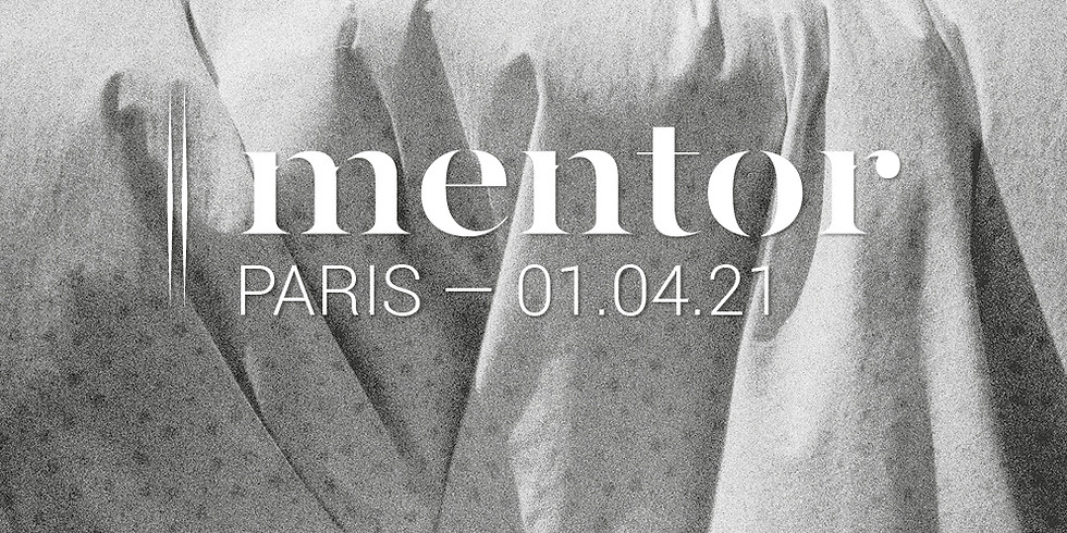 Prix Mentor 2021 - Paris