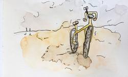 Bike Yellow