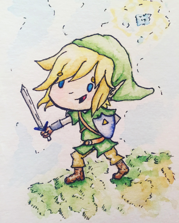 Zelda Study
