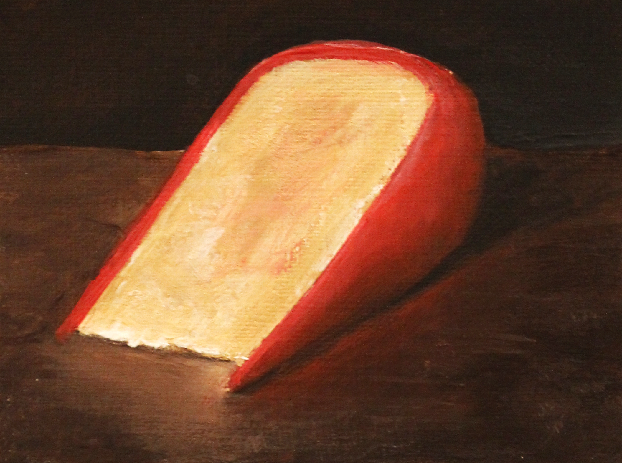 Cheese Painting
