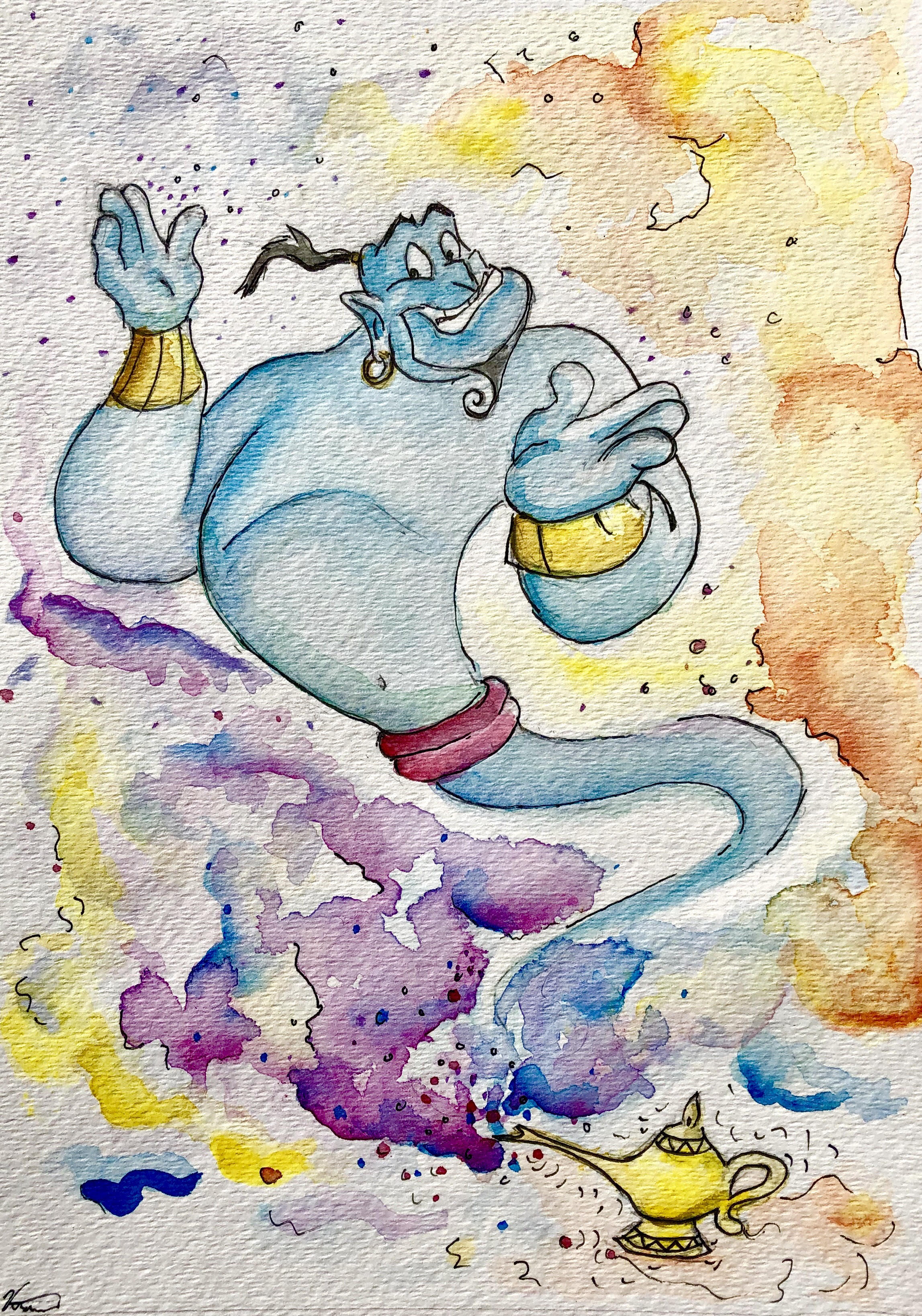 Genie Magic