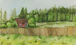 Farm View in Quarantine