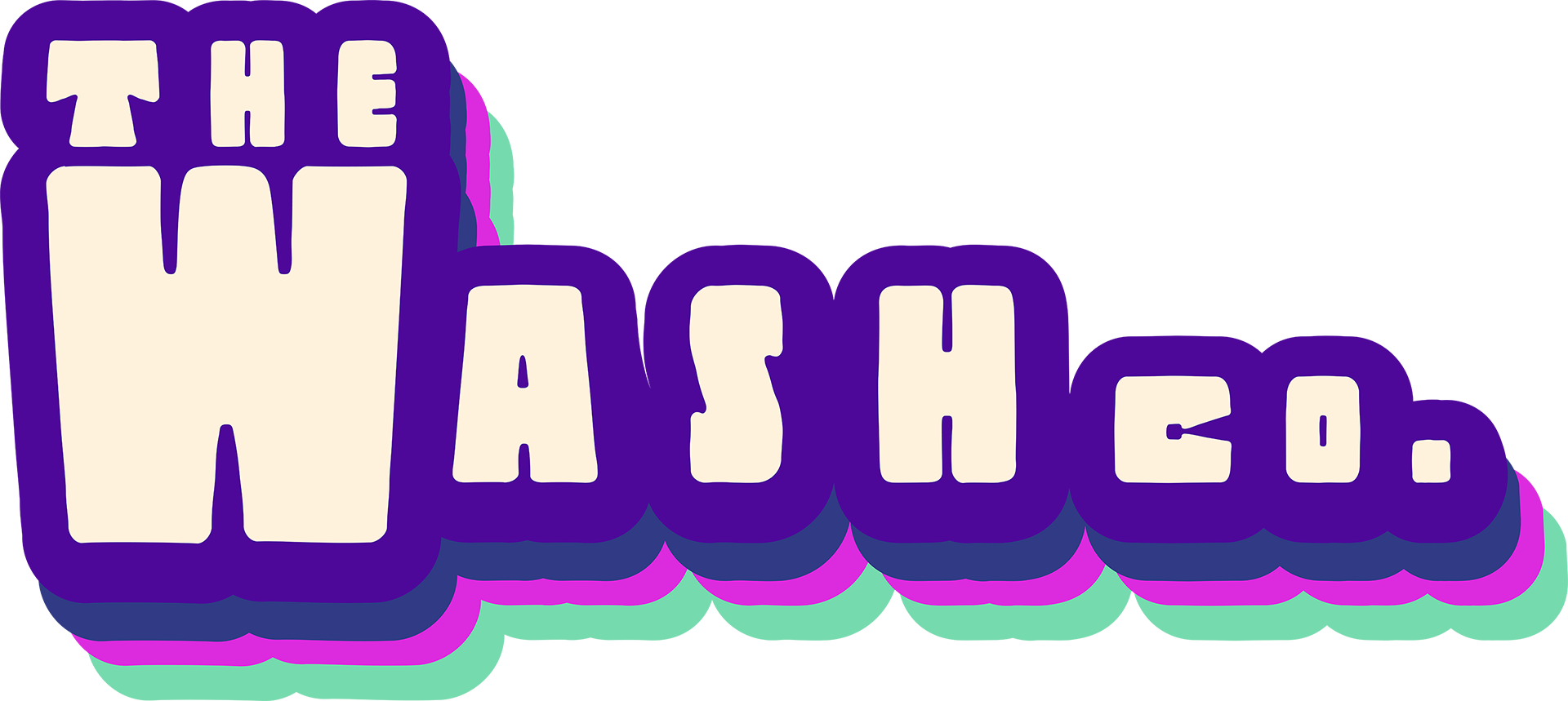 The Wash Co - Logo Option 1