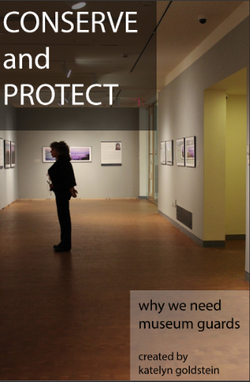 Conserve and Protect Poster
