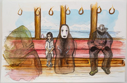 Spirited Away, MD