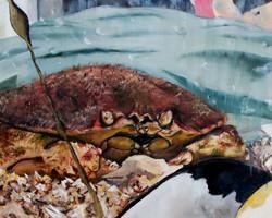 Grumpy Crab