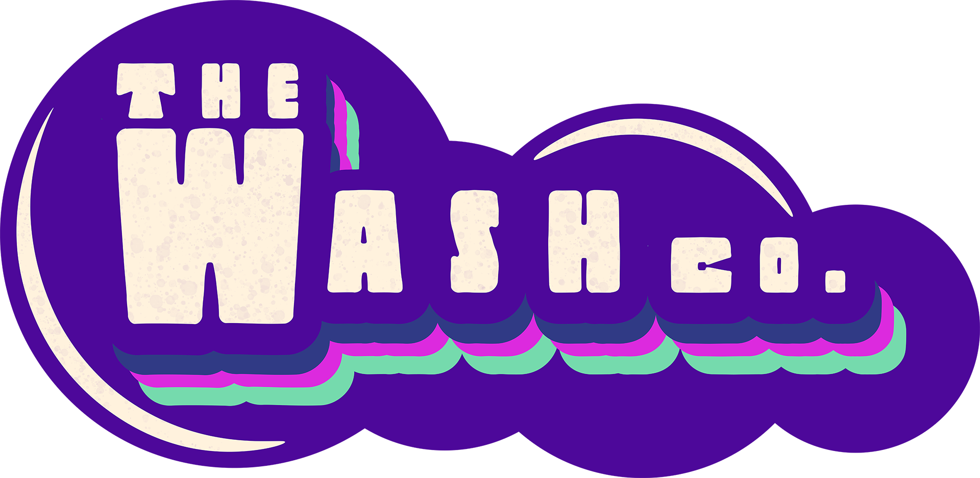 The Wash Co - Logo Option 2